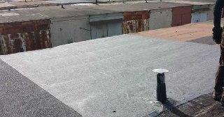 Ремонт кровли гаража Курск цена от 320 руб