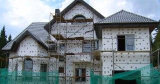 Фасадные работы Курск цена от 266 руб. м2